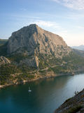 Crimea coast Royalty Free Stock Photography