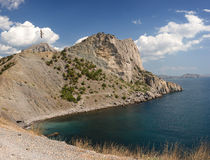 Crimea coast Stock Images