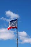 Crimea flaga państowowa Fotografia Stock