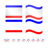 Crimea Flags Stock Photos