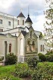 crimea Hemhjälpkyrka av Romanovsen arkivfoton