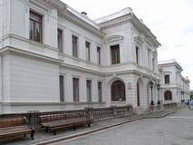 Crimea. Medical case of sanatorium of Livadiya Royalty Free Stock Image