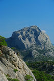 Crimea, Mount Falcon Stock Images