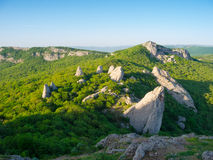 Crimea mountains Royalty Free Stock Photography