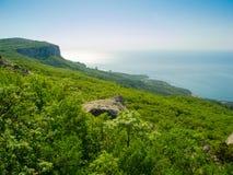 Crimea mountains Stock Photo