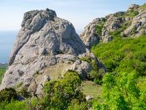 Crimea mountains Stock Photos