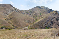 Crimea mountains Stock Photography