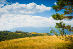 Crimea mountains Royalty Free Stock Image