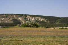 The Crimea mountains. Royalty Free Stock Images