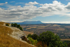 Crimea nature Royalty Free Stock Photography