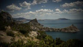 Crimea. New World. royalty free stock photos