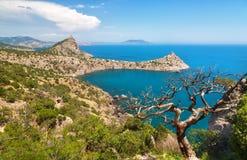 Crimea, New World Royalty Free Stock Photo