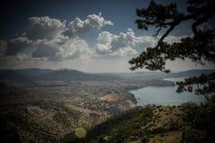 Crimea. New World. stock photos