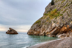 Crimea northern coast of the Black Sea Stock Photos