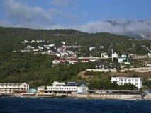 Crimea resort Royalty Free Stock Photo