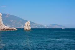 Crimea, rock Stock Image