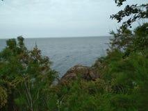 Crimea sea stock image
