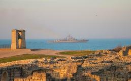 Crimea. Sevastopol. Royalty Free Stock Photos
