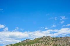 Crimea, southern coast of Crimea Royalty Free Stock Images