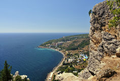 Crimea Southern coast, Ukraine Royalty Free Stock Photo