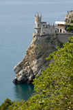 Crimea -  Swallow's Nest Stock Images
