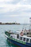 Crimea Yalta sea travel Royalty Free Stock Image