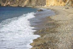 The Crimean beaches. Stock Image