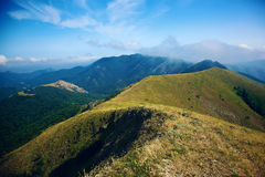 Crimean berg Arkivfoton