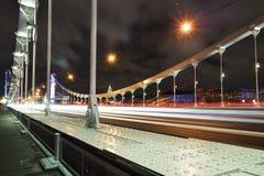 Crimean bridge Royalty Free Stock Image