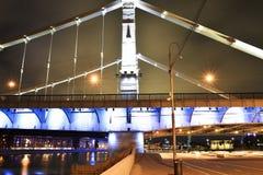 Crimean bridge Royalty Free Stock Photo