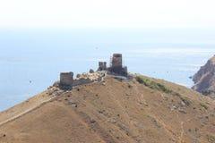 Crimean fjärdbalaclava Royaltyfria Bilder