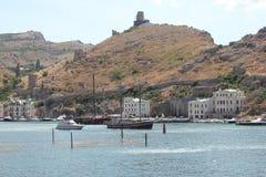 Crimean fjärdbalaclava Royaltyfri Bild