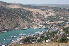 Crimean fjärdbalaclava Royaltyfria Foton