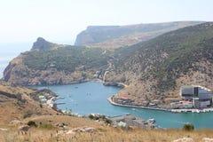 Crimean fjärdbalaclava Arkivfoton