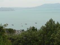 Crimean halvö Royaltyfri Bild