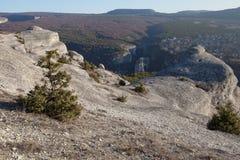 Crimean landscape Royalty Free Stock Photo