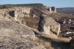 Crimean landscape Stock Image