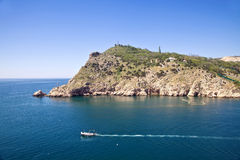 Crimean landscape Royalty Free Stock Photography