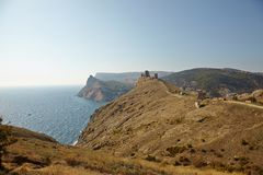 Crimean Landscape Royalty Free Stock Photos