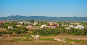 The Crimean Landscape Stock Photography