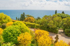 Crimean landscape Royalty Free Stock Image