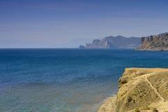 Crimean landscapes Stock Photos