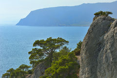 Crimean landscapes Royalty Free Stock Images