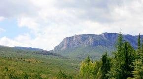 The Crimean mountain.  stock photos