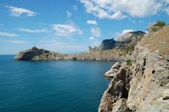 Crimean mountain landscape Stock Photography
