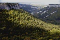 Crimean mountains Stock Image
