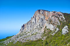 Crimean mountains Stock Photos