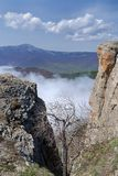 The Crimean Mountains Stock Image