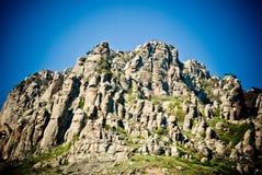 Crimean mountains Stock Photos