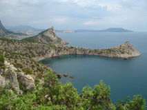 Crimean Mountains Royalty Free Stock Photos